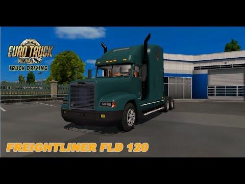Freightliner FLD 120 v2