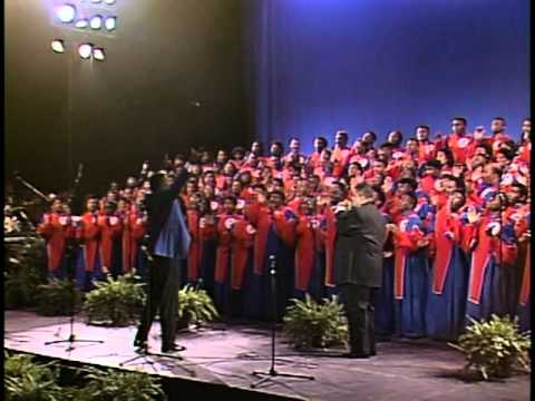 What A Friend We Have In Jesus - Mississippi Mass Choir