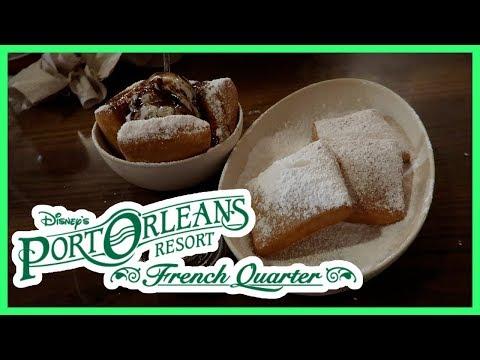 Easter Dinner at Port Orleans French Quarter! | 4.1.18