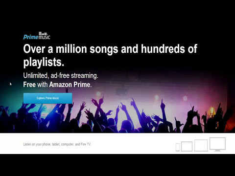 Amazon Free Music | The Free Music App