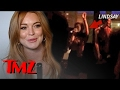 Lindsay Lohan On the Edge of Incredible -- She ...