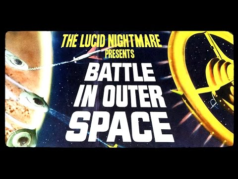 The Lucid Nightmare - Battle In Outer Space Review