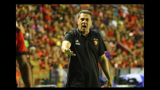 Coletiva de Luxemburgo após vitória por 2 a 0 sobre o Flamengo!