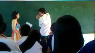 Cô giáo dùng thước đánh hàng loạt học sinh-Yume TTNV