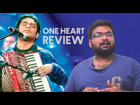 One Heart - The A.r.rahman Concert Film Review By Prashanth