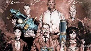AfterShock Comics: Rough Riders