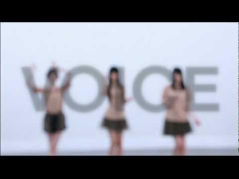 「Perfume - VOICE」のイメージ