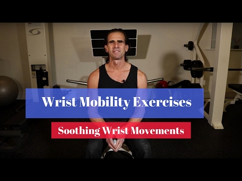 How to Lubricate The Wrist Joint With Easy Movements.In this video, Mike Cola explains and demonstrates a basic but very effective movement program for the wrist. If your wrist, ever gets tight and or tired then try this program.