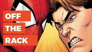 The Fantastic Four and Sandman Return! - Off the Rack