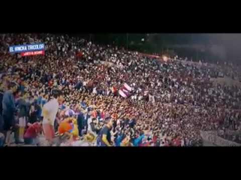 """LBDP gol +""""vamos los bolsos"""" Nacional vs Wanderers 2017 - La Banda del Parque - Nacional"""
