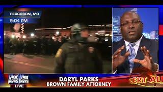 • Hannity Demolishes Brown Family Attorney • Ferguson • 11/25/14 •