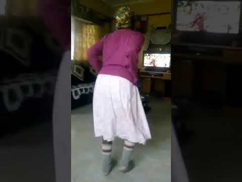 Old Lady Dancing