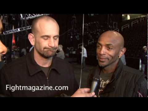 Greg Jackson  Phil Nurse Talk Georges StPierre