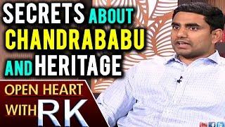 Video Nara Lokesh Reveals Secrets About CM Chandrababu Naidu And Heritage | Open Heart With RK | ABN MP3, 3GP, MP4, WEBM, AVI, FLV April 2018