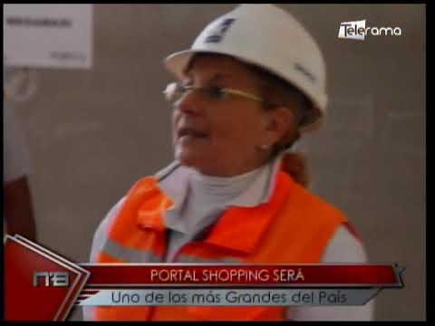 Portal Shopping será uno de los más grandes del país