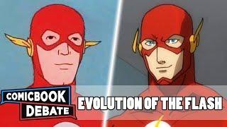 Video Evolution of the Flash in Cartoons in 33 Minutes (2018) MP3, 3GP, MP4, WEBM, AVI, FLV November 2018