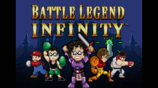Battle Legend Infinity LITE YouTube video