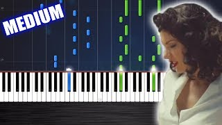 Taylor Swift - Wildest Dreams - Piano Cover/Tutorial  Ноты и М�Д� (MIDI) можем выслать Вам (Sheet mu
