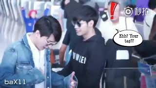 Download Video Moment Airport - P'Sing Always Take Care His N'Krist MP3 3GP MP4