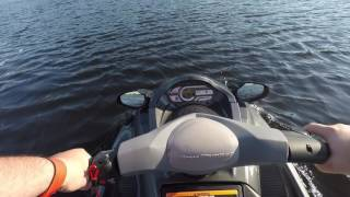 9. 2013 Yamaha Waverunner VX Deluxe For Sale
