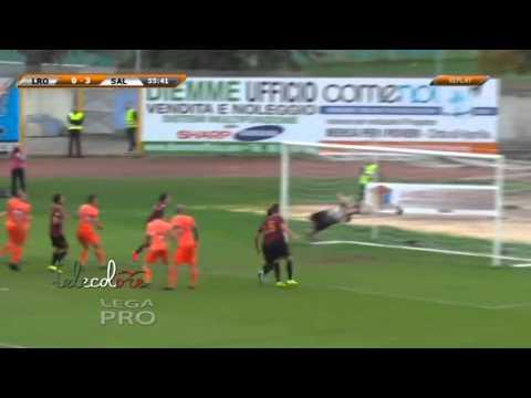 lupa roma - salernitana 0-4 i gol di trevisan (2) - franco e gabionetta