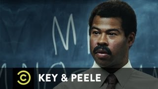 Key & Peele - Mr. Nostrand's Big Mistake