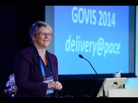 A CE Perspective on Delivering at Pace: Naomi Ferguson, Commissioner for IRD