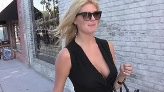 Kate Upton And Diddy Dating Rumors - Splash News