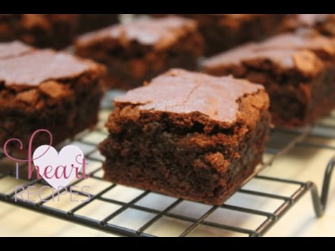 Desserts by Rosie: Brownies From Scratch | I Heart Recipes