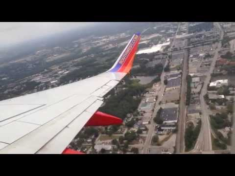 Southwest Takeoff from Providence