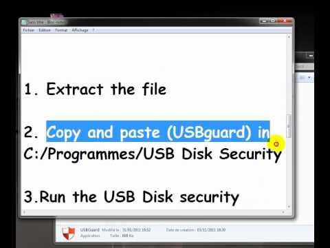 USB Disk security v6.0.0.126 [Crack] License key