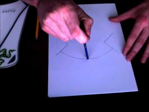 wie zeichne ich eine ellipse