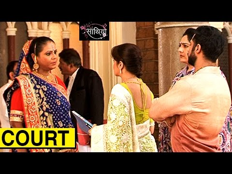 Gopi & Kokila Meet In Court | Saath Nibhana Sathiy