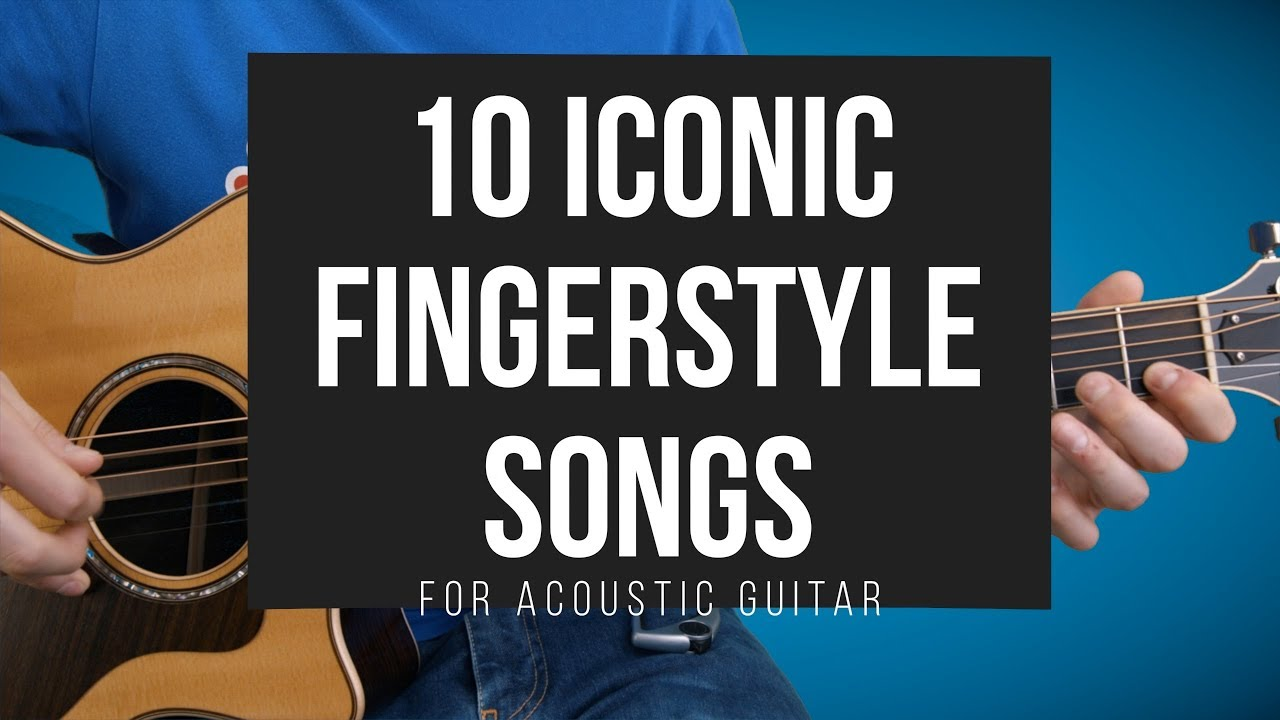 Top 10 Iconic Fingerstyle Guitar Songs (Tutorial Teaser)