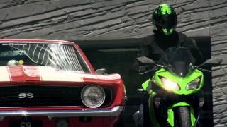 10. Kawasaki Ninja 300 2013 - Official Video