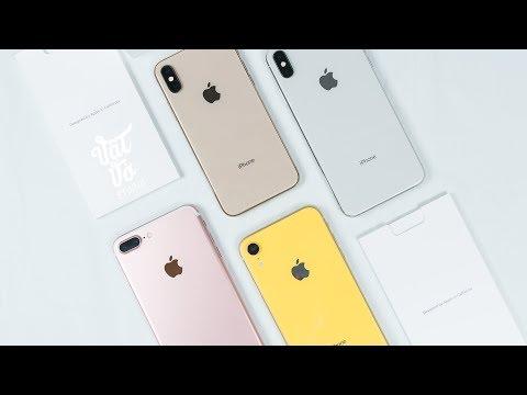 Giới trẻ Mỹ cuồng iPhone, Việt Nam thì sao? - Thời lượng: 5 phút và 16 giây.