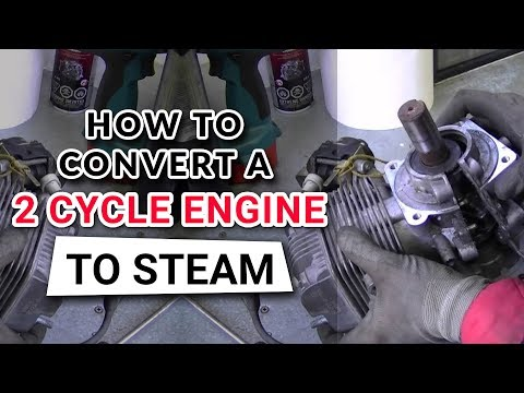 diy steam engine - http://www.tngun.com/diy-2-cycle-to-steam-engine-convertion-project/ http://www.amazon.com/3-4-CHECK-VALVE-BRASS/dp/B004Y752H6/Sheschinc-20 This project has ...