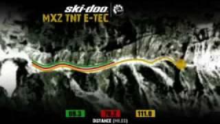 9. 2009 Ski-Doo E-tec Benifits