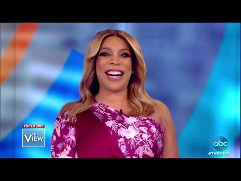 "Wendy Williams Talks New Season & ""Real Housewives"" Rumors | The Veiw"