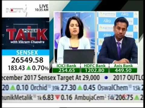 NDTV Profit Opening Fire, 30 Dec 2016 - Mr. Siddharth Purohit, Angel Broking