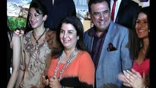 Farah Khan And Boman Irani In 'Shirin Farhad'