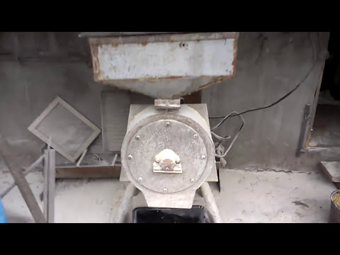 Как своими руками сделать зерно дробилку