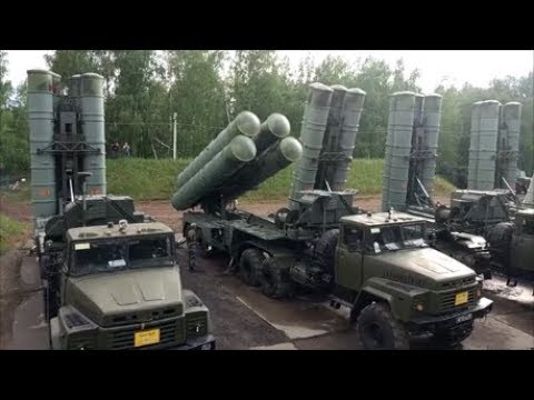 Russia's S-400 Is Being Tested By The American F-18 & F-22 Airstrikes || Massive Exercises !!!! ☢