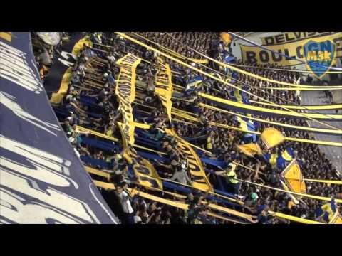 Video - Boca Banfield 2015 / Cuando vas a la cancha - Vals - La 12 - Boca Juniors - Argentina