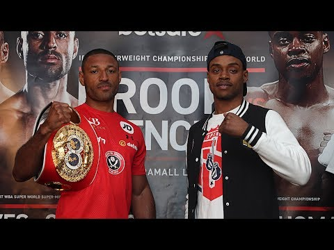 Brook v Spence: Final press conference
