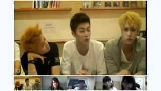 BEAST - Google+ Hangouts on Air with BEAST!
