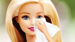 Video Removing BARBIE'S Makeup MP3, 3GP, MP4, WEBM, AVI, FLV Mei 2018