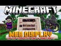 Minecraft 1.8 Mody - Web Display Mod - Komputer, Laptop, Kino w Minecraft!