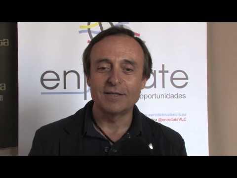 Tomás Contell Escritor Enrédate Xátiva 2014