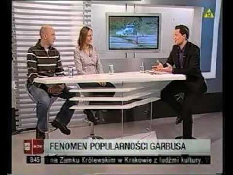 Garbiarnia w telewizji 0